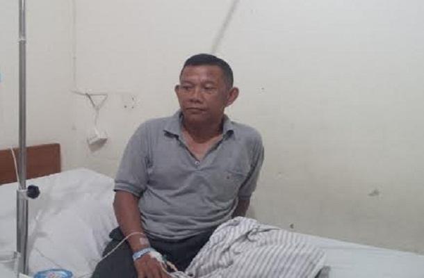 Sekretaris DPC Partai Hanura Pesawaran Mengaku Diculik dan Dianiaya Rekan Sesama Partai