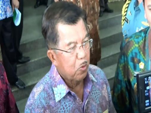 Wakil Presiden Jusuf Kalla. | Sugiono/Jejamo.com