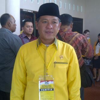 Breaking News: Yuhadi Ketua Partai Golkar Bandar Lampung