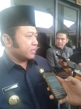 Zainudin Hasan Resmikan Sekretariat FKPPI Lampung Selatan