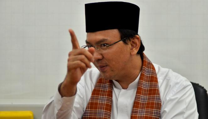 Gubernur DKI Jakarta Basuki Tjahja Purnama (Ahok). | rmol.co