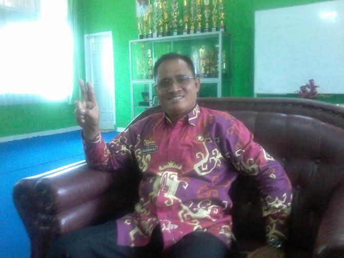 Basirun: Dinas Perkebunan Lampung Utara Seharusnya Berdiri Sendiri