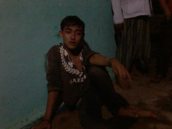 Aparat Polres Lampung Utara Ringkus Terduga Pelaku Begal