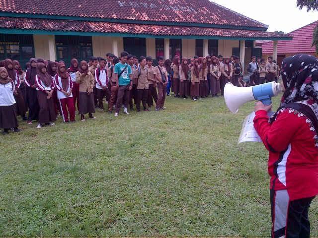 Puskesmas Kotabumi I Lampung Utara Lakukan Penyuluhan PSN DBD
