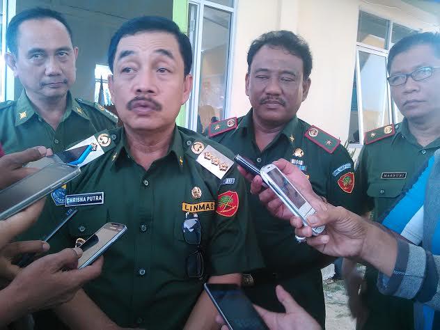 Terancam Mandek, Pengembang Minta Pemkab Lamteng Perpanjang Kontrak Pasar Merapi