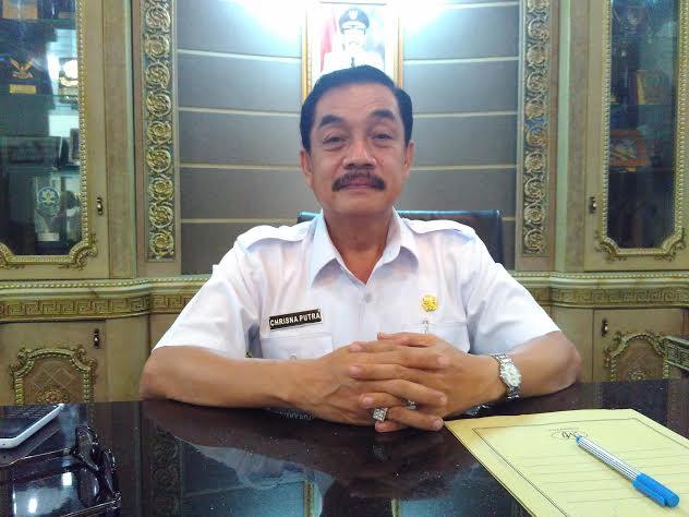 Pj. Wali Kota Metro A. Chrisna Putra. | Wahyu/Jejamo.com