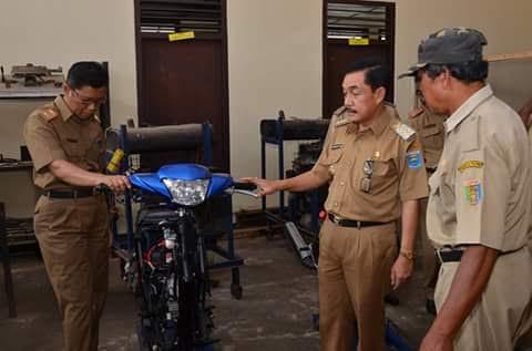 Pemkab Lampung Timur Gelontorkan Rp 1,6 Miliar untuk Gedung Inspektorat