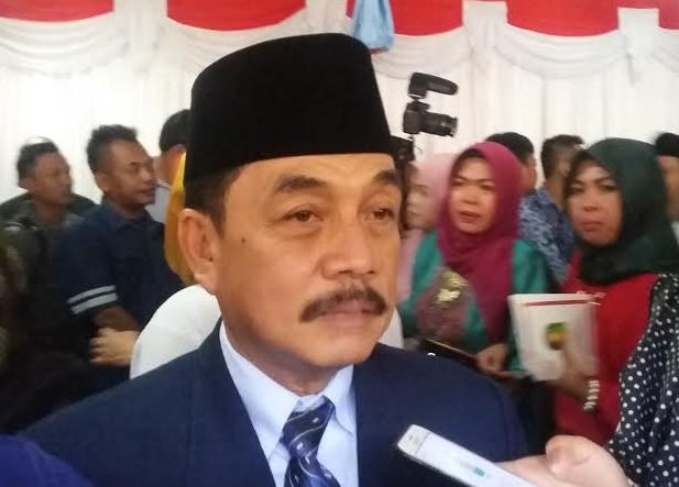 Eks Pj. Wali Kota Metro, A. Chrisna Putra. | Arif Wiryatama/Jejamo.com