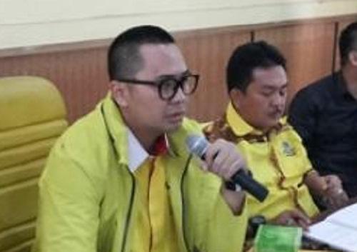 Ketua Umum Dewan Pimpinan Daerah (DPD) I Partai Golkar (PG) Lampung versi Munas Ancol Heru Sambodo| ist