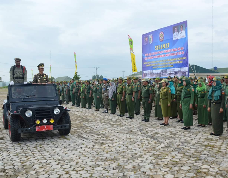Kepala Biro Jejamo.com Lampung Utara Kunker ke Tulangbawang