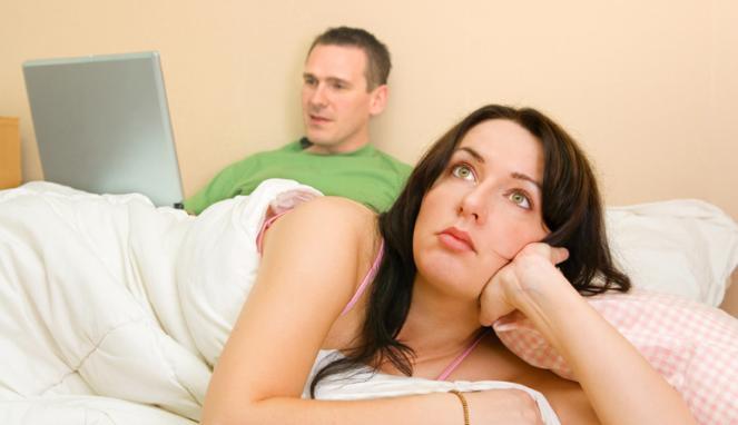 Jika Suami Menolak Bercinta, Inilah Alasannya