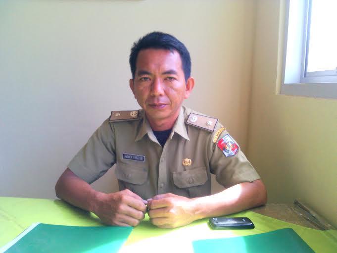 Pj Wali Kota Bandar Lampung Sulpakar Dapat Kejutan Tumpeng Ulang Tahun