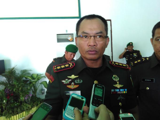 Sertijab Dandim 0411/Lampung Tengah, Jajang Kurniawan Gantikan Czi Hari Darmica