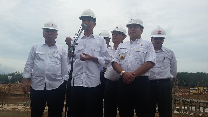 Jokowi Siap Promosikan Tol Sumatera Hingga Luar Negeri