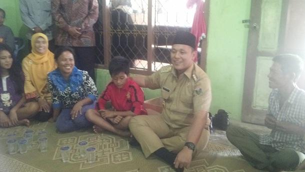 Bupati Lampung Tengah Angkat Dwi Jadi Anak, Bocah Hilang di Bekasi Mencari Si Ayah