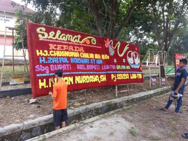 Minim Penampungan Sampah, Pasar Merapi Lampung Tengah Bau dan Semrawut