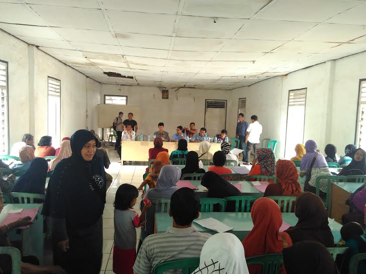 Pemkab Lampung Timur Serahkan Pasar Pekalongan ke Pedagang