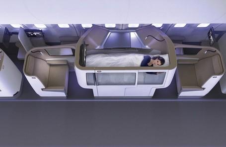 Inilah Rancangan Pesawat Masa Depan Kelas Satu