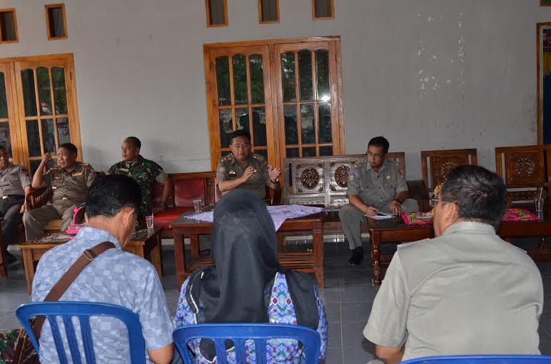 Cek Randis di Lampung Utara, Beberapa Kendaraan 'Rusak'