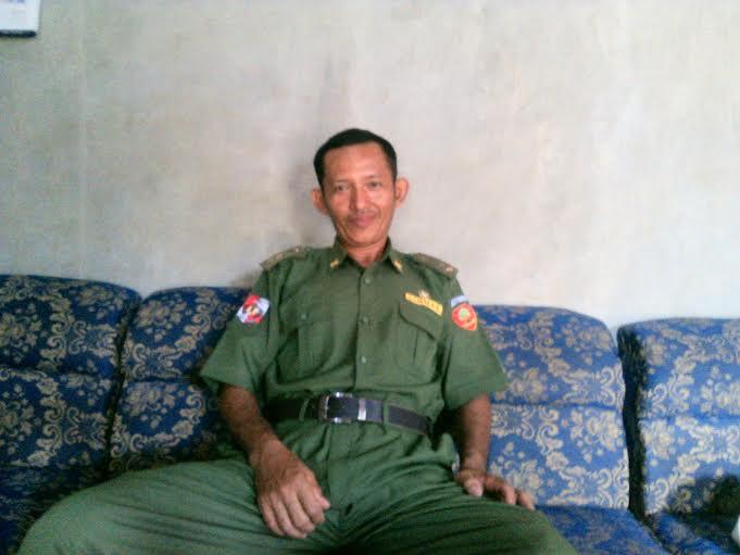 Desa Gunung Betuah Lampung Utara Giatkan Pembangunan
