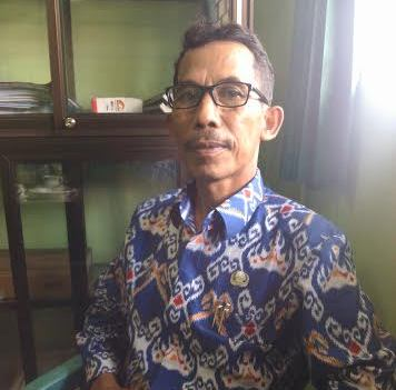 Kepala SMAN 1 Batanghari Lampung Timur Suripto, S.Pd. | Parman/Jejamo.com