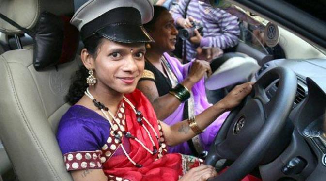 Astaga, India Sediakan Taksi Khusus untuk LGBT