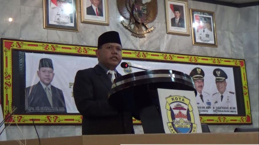 Sidak Sekolah, Bupati Lampung Utara Beri Motivasi Siswa SMAN 3 Kotabumi