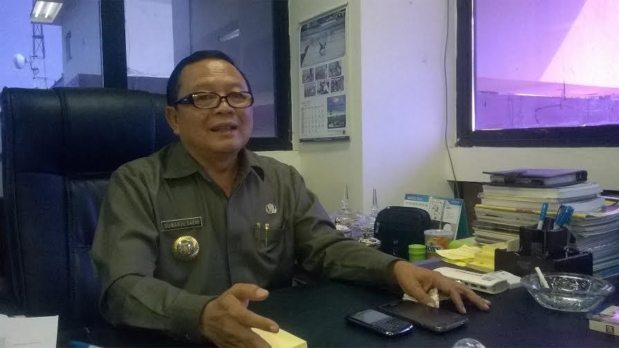 Kepala Dinas Kominfo Provinsi Lampung Sumarju Saeni. | Widyaningrum/Jejamo.com