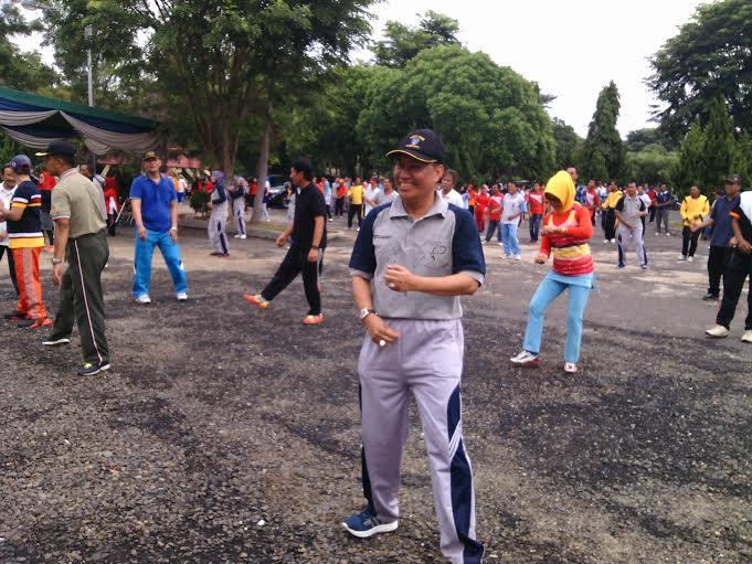 Percepat Pembangunan, Pj. Bupati Lampung Timur Minta Satker Tingkatkan Kinerja