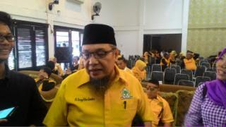 Tony Eka Chandra Nyatakan Musda IX Golkar Bandar Lampung Sah