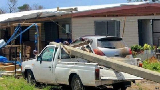 Badai Topan Serang Fiji, 29 Orang Tewas