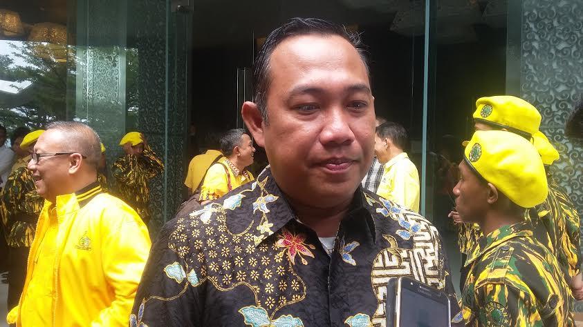 Maju Pilkada Tulangbawang Barat 2017, Umar Ahmad Minta Restu Alzier