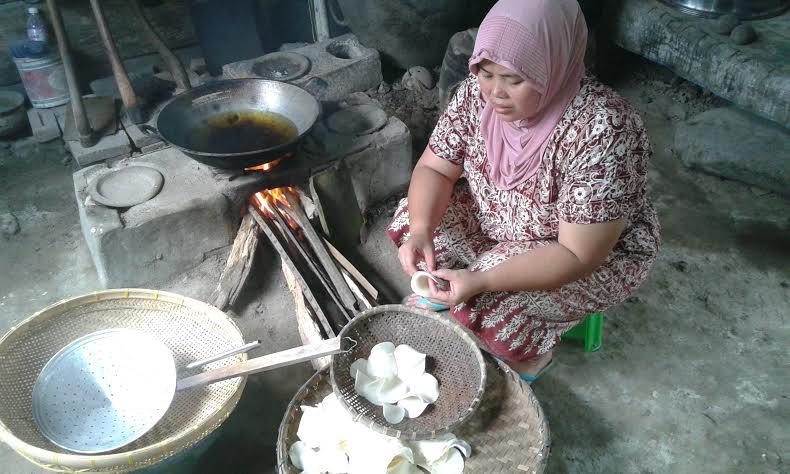 UMKM Topang Perekonomian Warga Argopeni Lampung Tengah