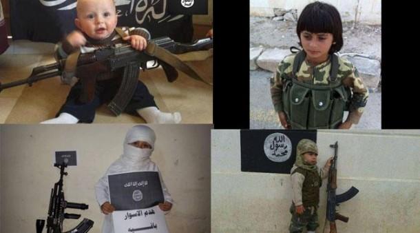 ISIS Rawat 31 Ribu Wanita Hamil Untuk Regenerasi