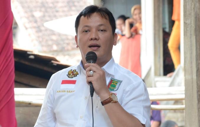Aries Sandi Dekati Nasdem untuk Maju Pilkada Pringsewu 2017