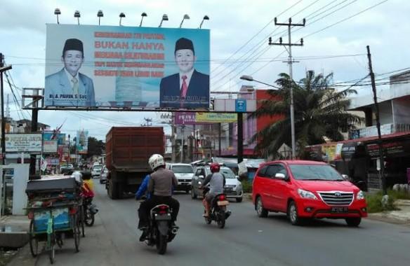 Mustafa Bupati, Wajah Pairin Masih Banyak Bertebaran di Lampung Tengah