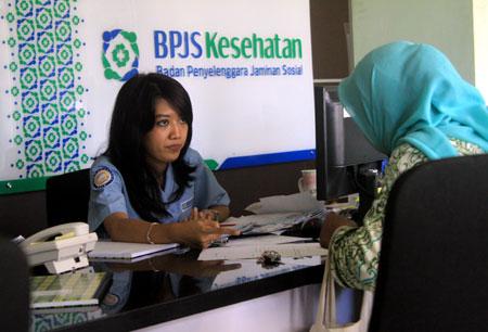 Kantor pelayanan BPJS Kesehatan | ist