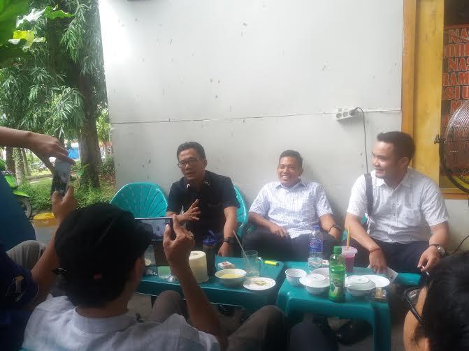 Bung Adi Bakal Calon Kepala Daerah Mesuji Cari Dukungan Parpol