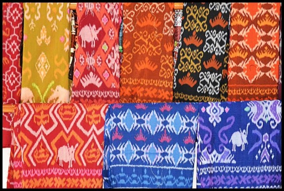 Batik Khas Lampung