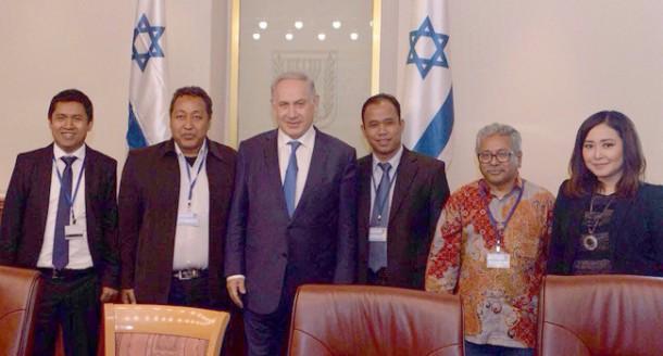Pertemuan Delegasi Wartawan Indonesia dengan PM Israel Dikecam DPR
