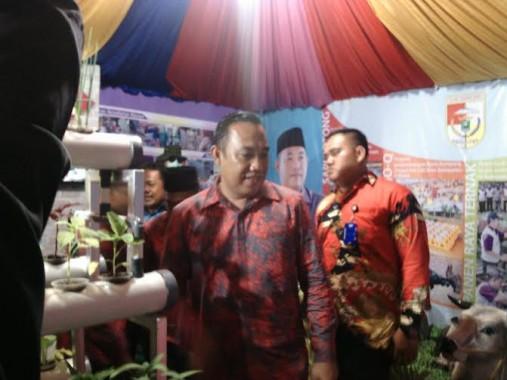 Bupati Tulangbawang Barat Umar Ahmad | Buhairi/jejamo.com