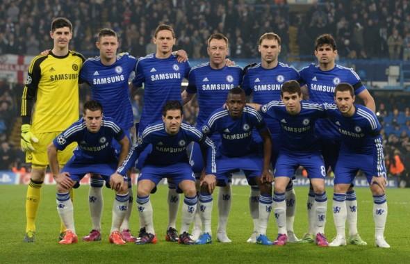 Chelsea. | Ist