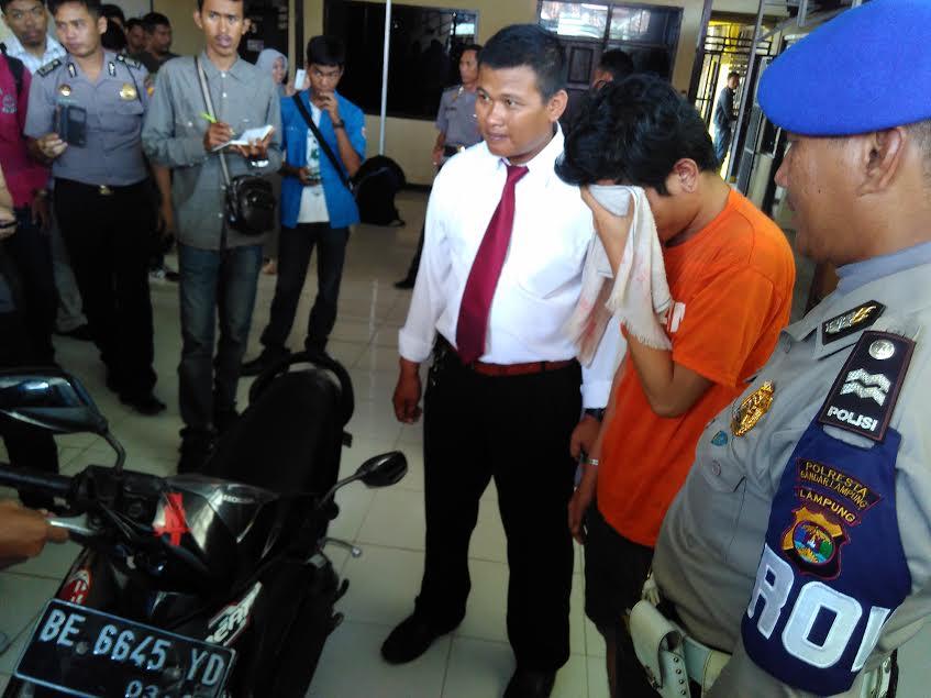 Melawan Petugas, Dua Pelaku Curanmor di Bandar Lampung Tewas Ditembak