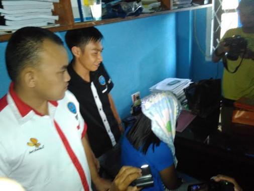 Istri Narapidana Narkoba Ditangkap BNN Provinsi Lampung, 1 Unit Mobil Disita