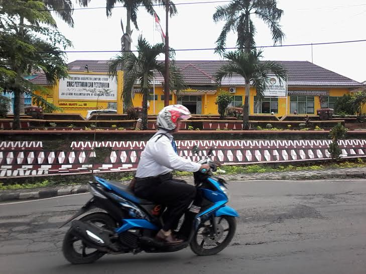 Dinas Pertanian dan Peternakan Lampung Utara| Mukaddam/jejamo.com