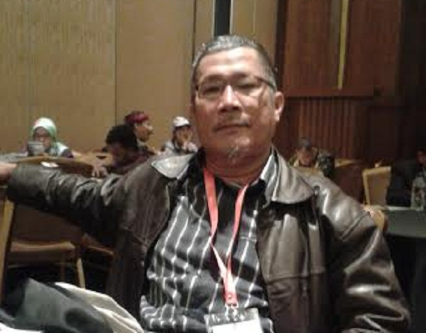 Djuhardi Basri Sastrawan Kelahiran Lampung Utara Beri Tips Menulis Puisi