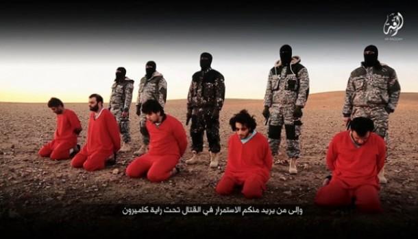 Desersi, 8 Anggota ISIS Asal Belanda Dieksekusi