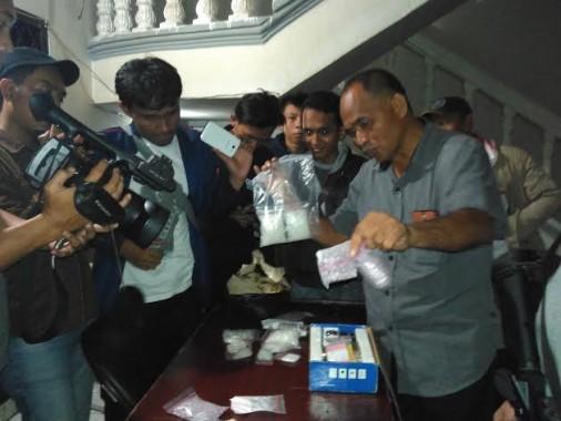 Breaking News: BNN Lampung Berhasil Gagalkan Pengiriman Narkoba ke Lapas Way Hui