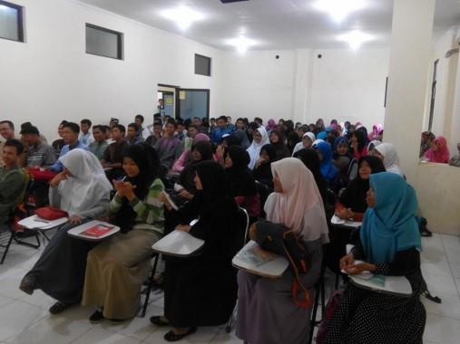 Salah satu kegiatan FKAR Bandar Lampung yang melibatkan pelajar muslim. | FKAR Bandar Lampung