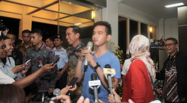 Cucu Jokowi Diberi Nama Jan Ethes Srinarendra, Lalu Apa Maknanya?